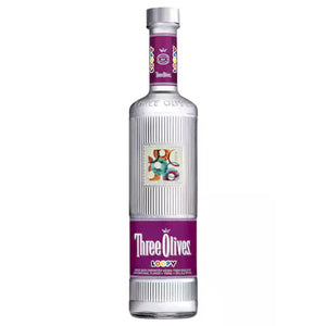 Three Olives Loopy Vodka (750ml)