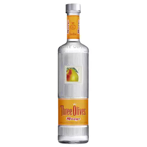 Three Olives Mango Vodka (750ml)