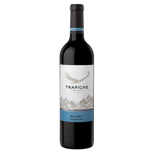 Trapiche Vineyards Malbec, Mendoza, Argentina, 2019 (750ml)