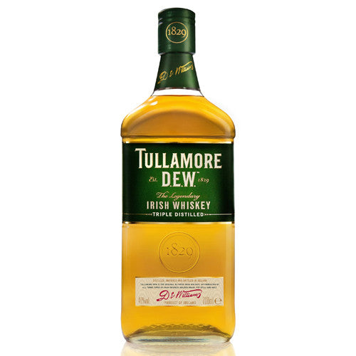 Tullamore Dew Irish Whiskey (750ml)