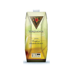 Vendange Chardonnay, California (500ml Tetra)