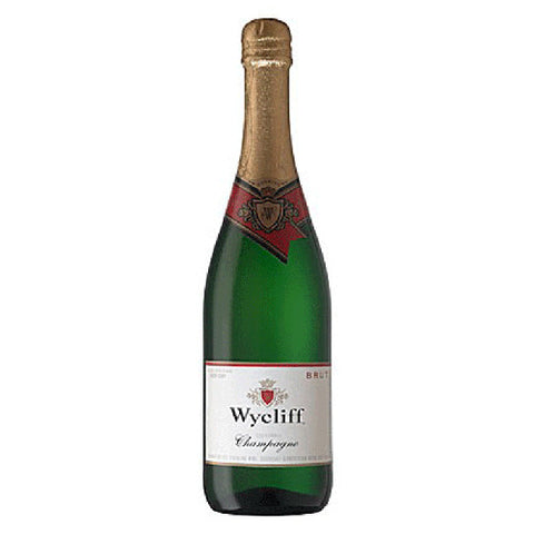Wycliff Brut Champagne, California (750ml)