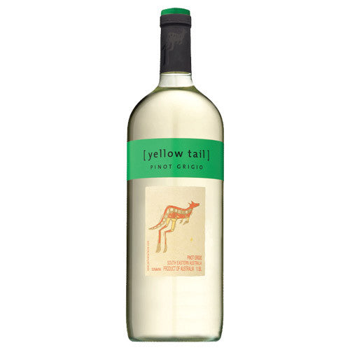 Yellow Tail Pinot Grigio, South Eastern Australia (1.5L)