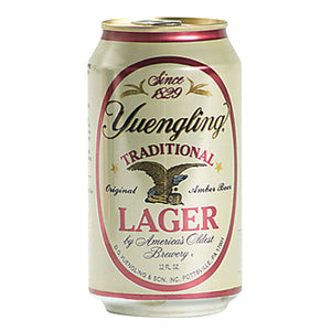 Yuengling Traditional Lager (12pk or 24pk 12oz cans)