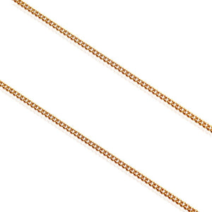 Cute Gold Plated Cross Necklace chain