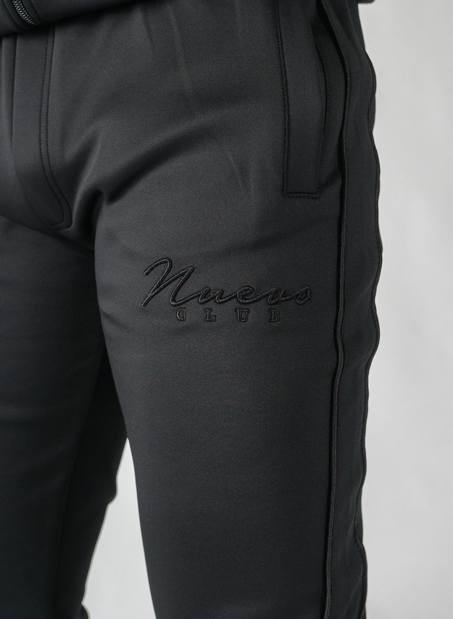 STEALTH TRACK PANTS - BLACK