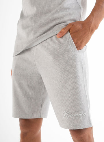 HAWTHORNE SHORTS - GREY