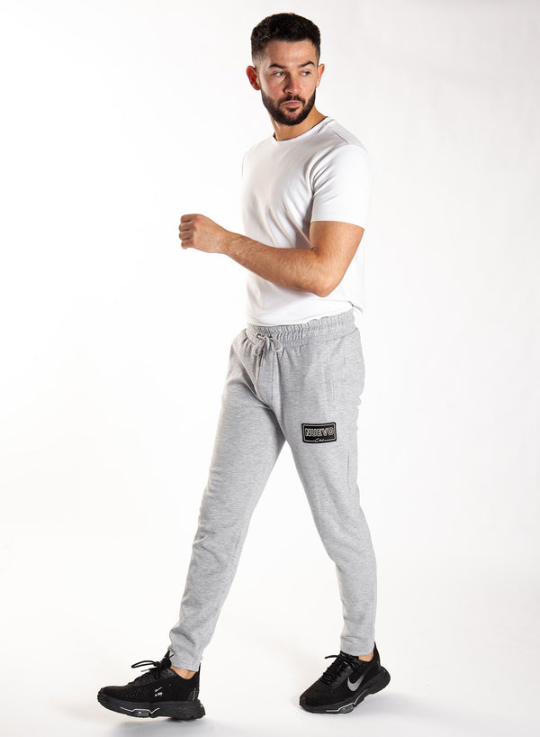 MORGAN PANTS - GREY MARL