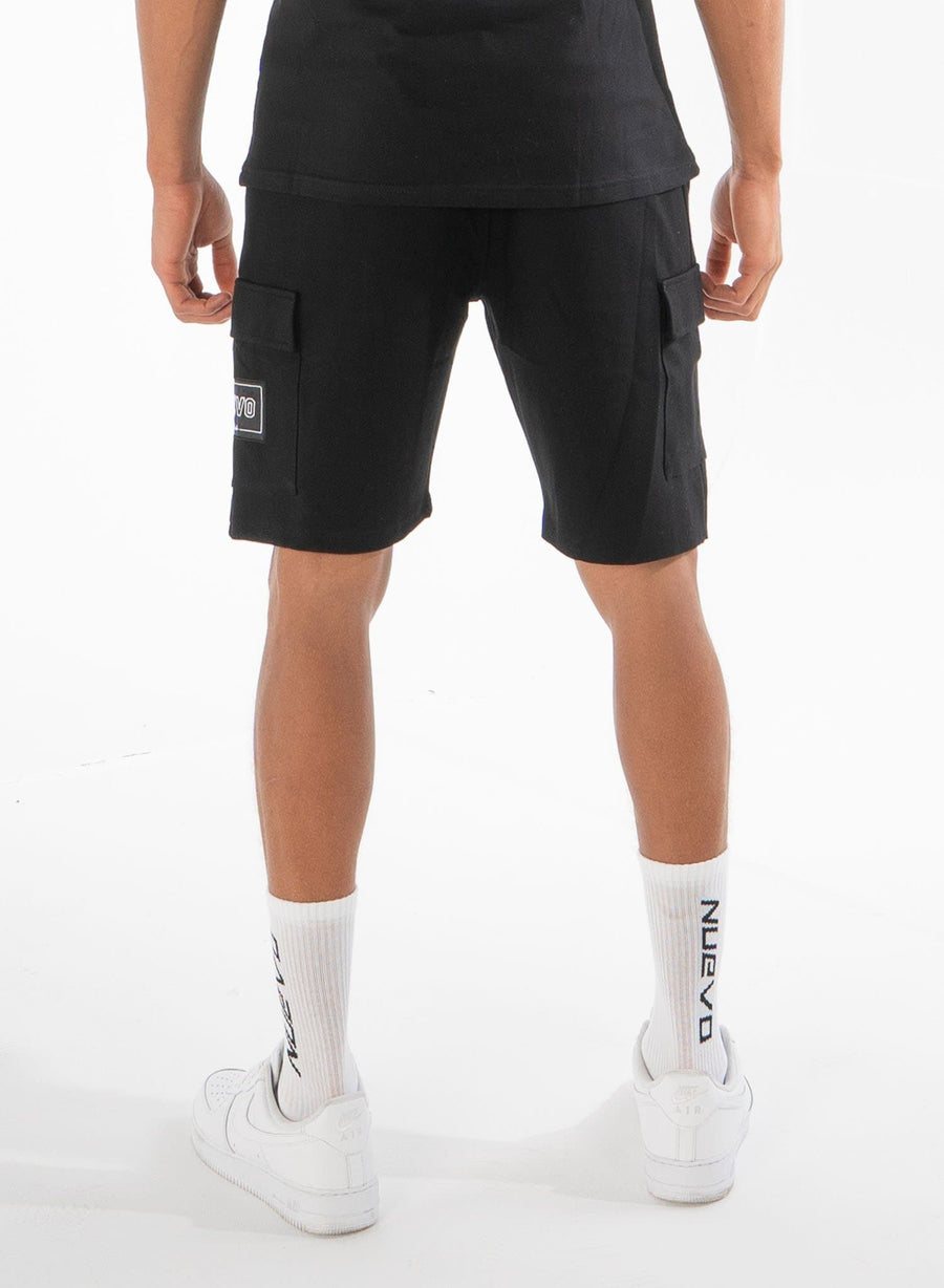 MORGAN SHORTS - BLACK