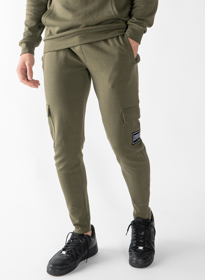MORGAN PANTS - KHAKI