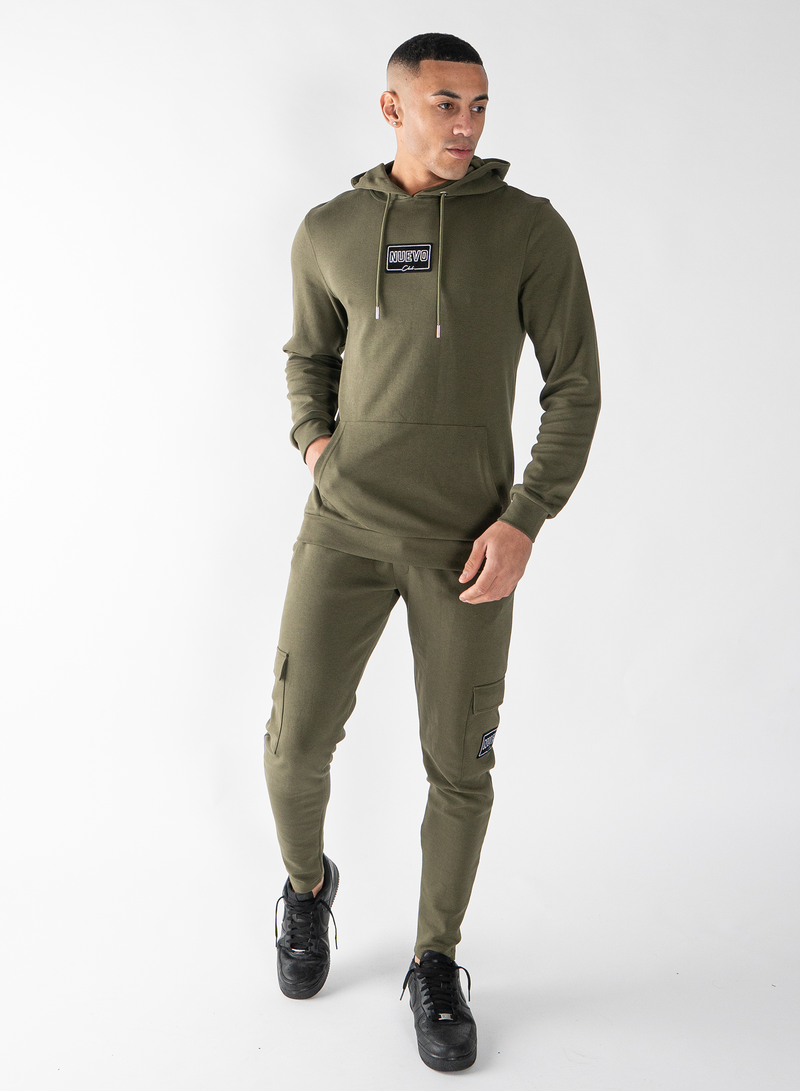 MORGAN CARGO PANTS - KHAKI