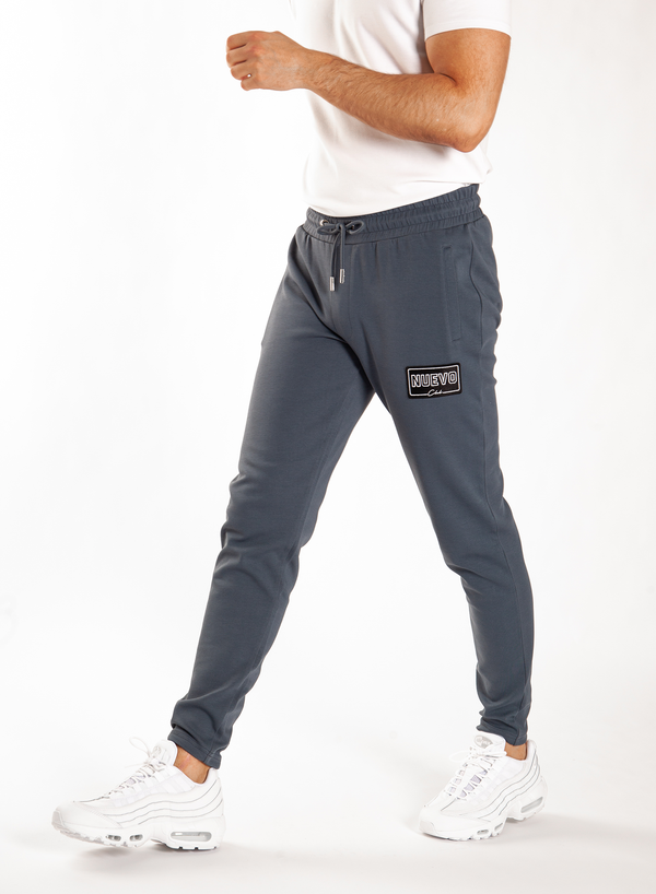 MORGAN PANTS - PETROL BLUE