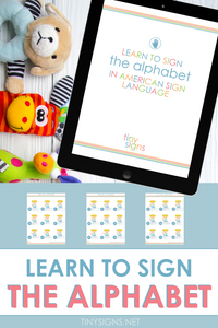 Learn to Sign the Alphabet in American Sign Language
