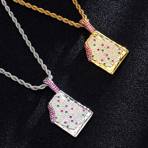 Pop Tart Pendant