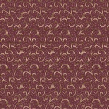 Windsor Scroll Maroon, 24542-M - Fabrics N Quilts
