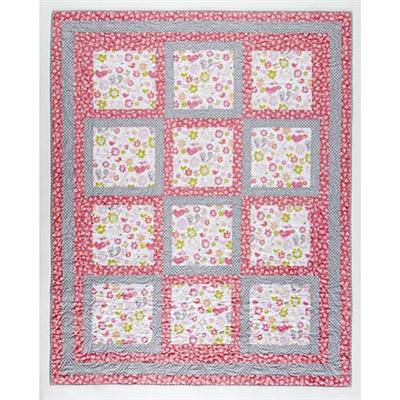 3 Yard Quilts, Easy Peasy, Fabric Cafe - Fabrics N Quilts