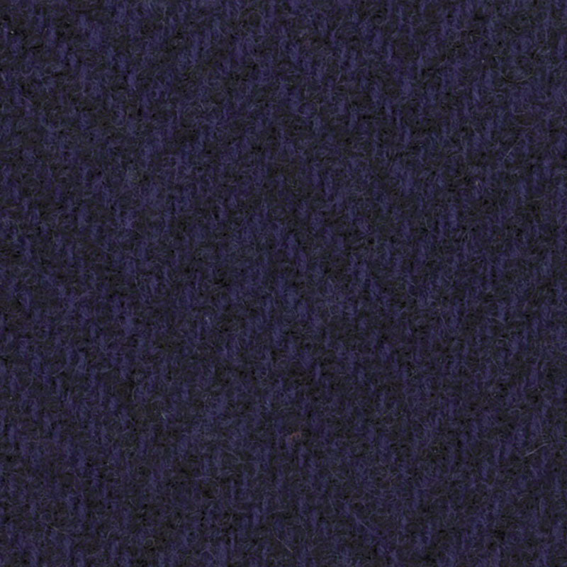 Wool Fat Quarter Violet Herringbone PRI-5049 - Fabrics N Quilts