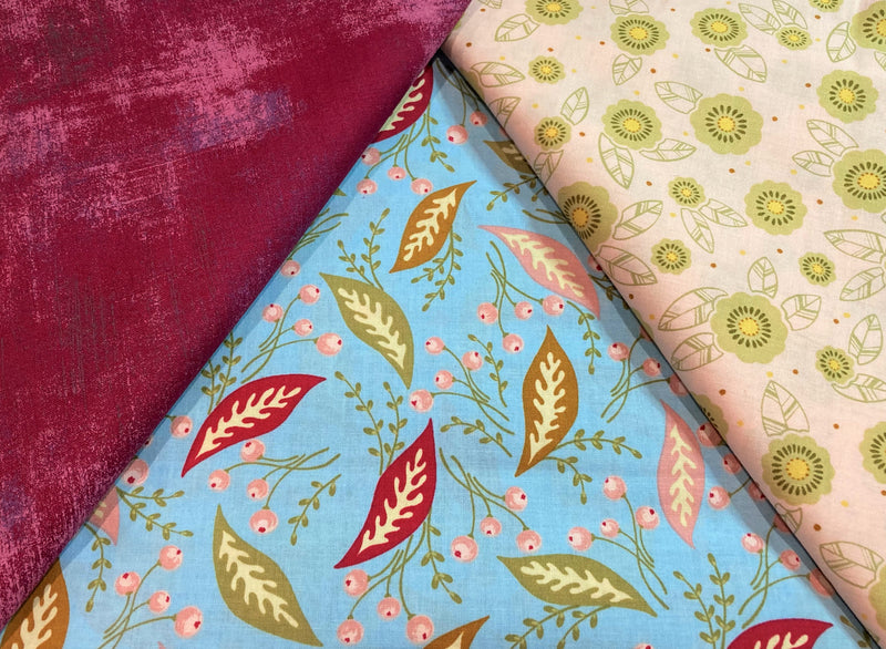 3 Yard Quilt Kit -Sophie - Fabrics N Quilts
