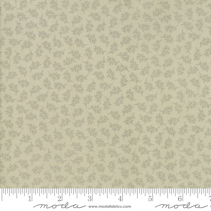 101 Maple Street Pale Sage 2934-12 Tiny Vines Light Green - Fabrics N Quilts