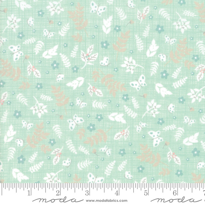 Wonder Aqua 13192-14 Novelty Garden - Fabrics N Quilts