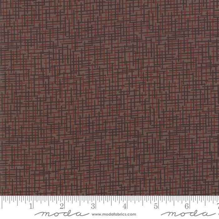 Country Charm Barnwood 6795-17 Graphics Brown - Fabrics N Quilts
