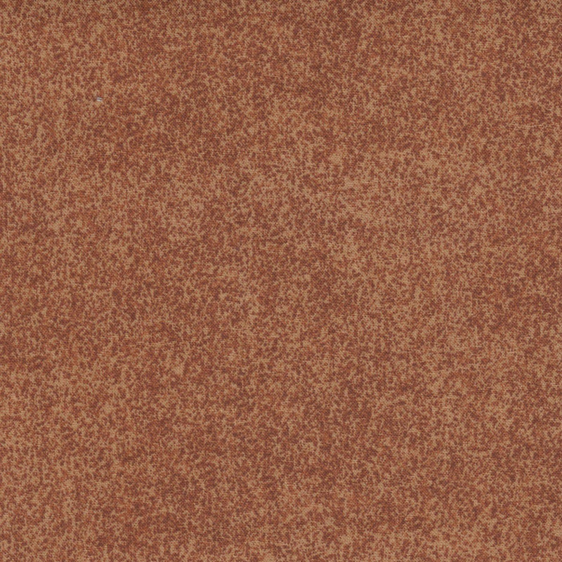 Quilters Cupboard 1913-02, Speckle Spice Rust - Fabrics N Quilts