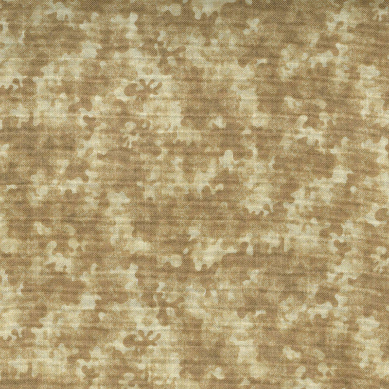 Quilters Cupboard 1917-01, Camo Biscuit Tan - Fabrics N Quilts