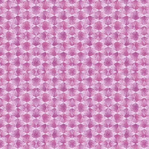 Pearl Luxe II 1935-52P Tiles Rose - Fabrics N Quilts