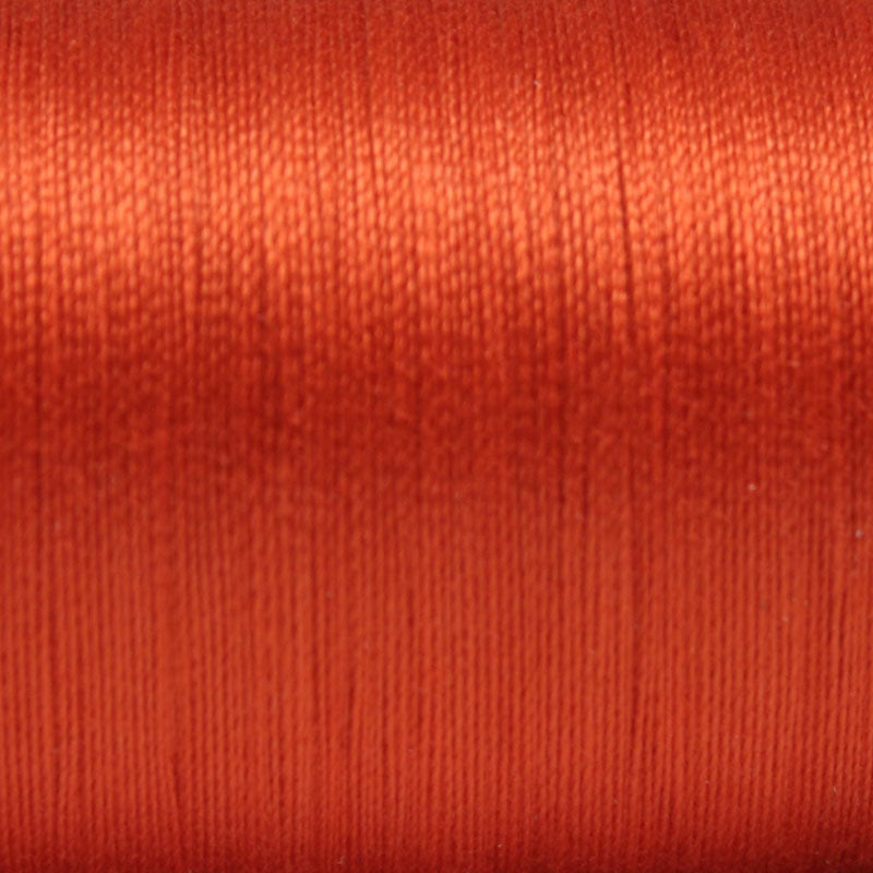 Sulky Perle Cotton Petite 12wt Orange Flame 712-1246 - Fabrics N Quilts