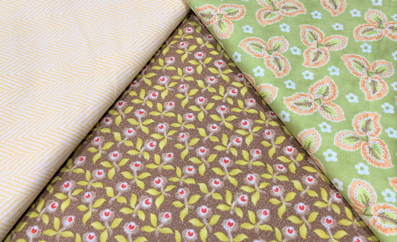 3 Yard Quilt Kit - Hazel and Plum - Fabrics N Quilts
