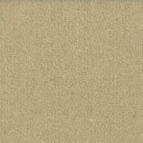 Wool Chubby 9x10 Independence Trail Tan Solid Moda 58411-32 - Fabrics N Quilts