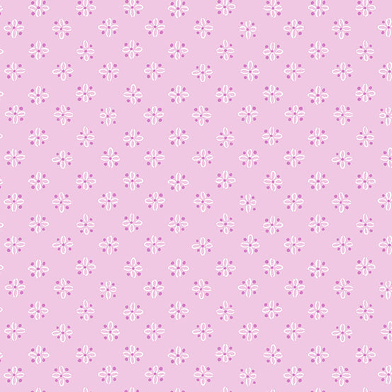 Symphony Periwinkle Cadence A-9223-P - Fabrics N Quilts