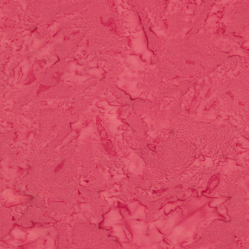 Lotus Pink Java Blender Batik B7900-Lotus - Fabrics N Quilts