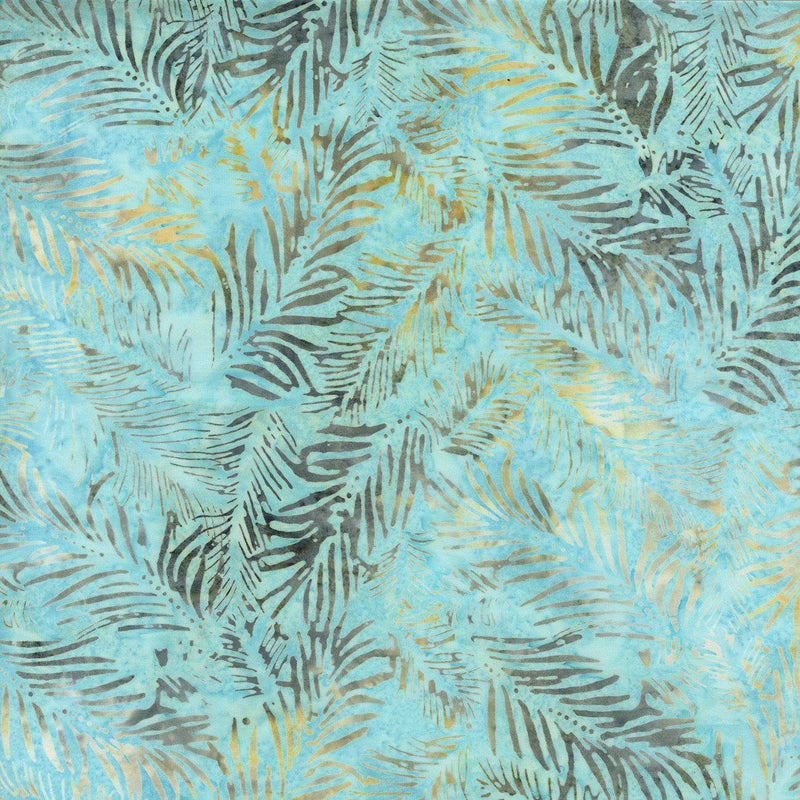 Beach B7915 Coast Tonga Batik - Fabrics N Quilts