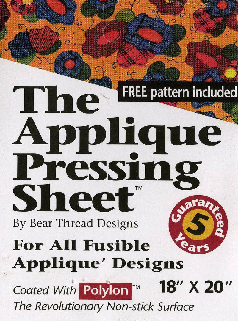 "Appliqué Pressing Sheet 18 x 20"" - Fabrics N Quilts"