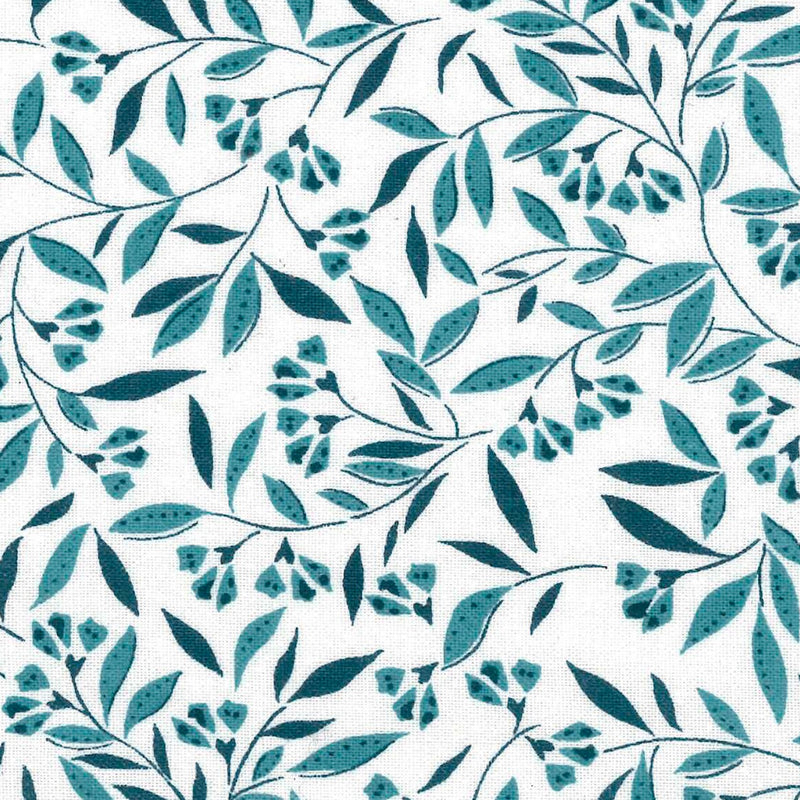 La Florette Sea Wind Blossom CX8097 - Fabrics N Quilts