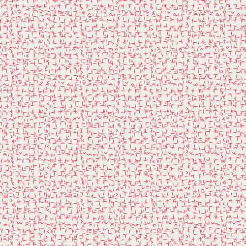 Dare, Thread on Charm, Coral Basketweave DAR-64305 - Fabrics N Quilts