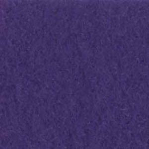 Eco Felt 9in x 12in Deep Purple Orchid - Fabrics N Quilts