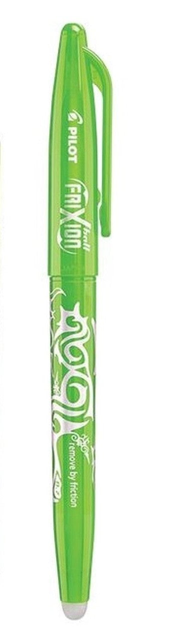 Frixion Pen Green Fine Point 0.7mm Heat Erase - Fabrics N Quilts