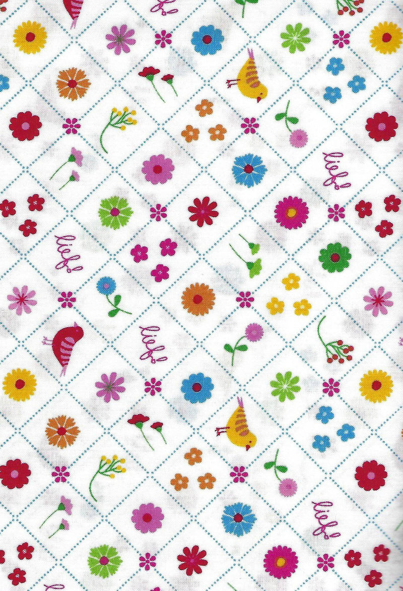 Simply Sweet Crosshatch 22795-Z - Fabrics N Quilts