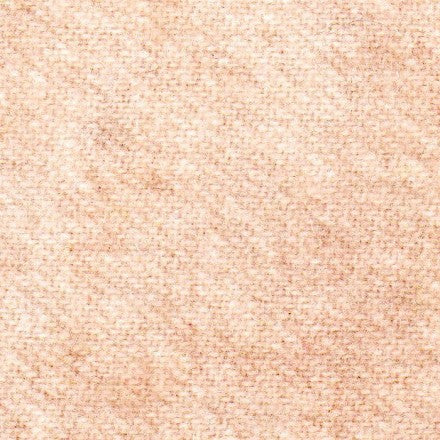 Wool Fat Quarter Marbled Solid Wooly Lady Blush Champagne - Fabrics N Quilts