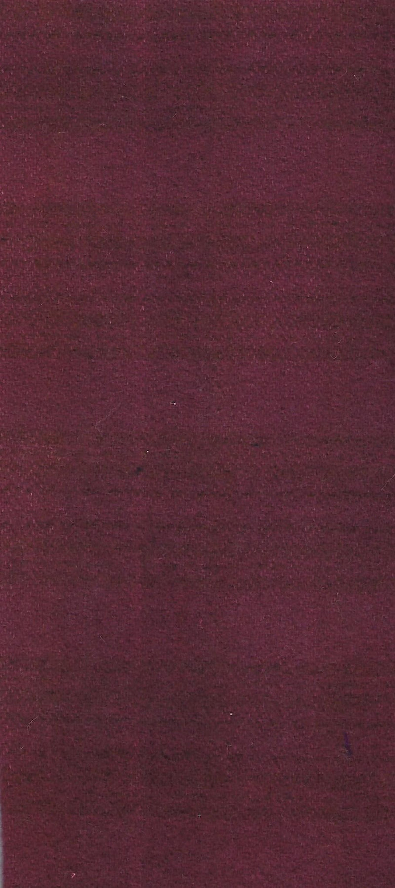 Hand Dyed Wool Chubby 9x10 Rosey Plum Plaid - Fabrics N Quilts