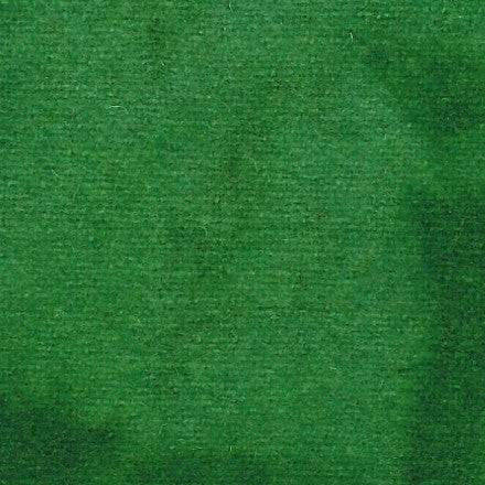 Wool Fat Quarter Marbled Solid Wooly Lady Grass Green - Fabrics N Quilts