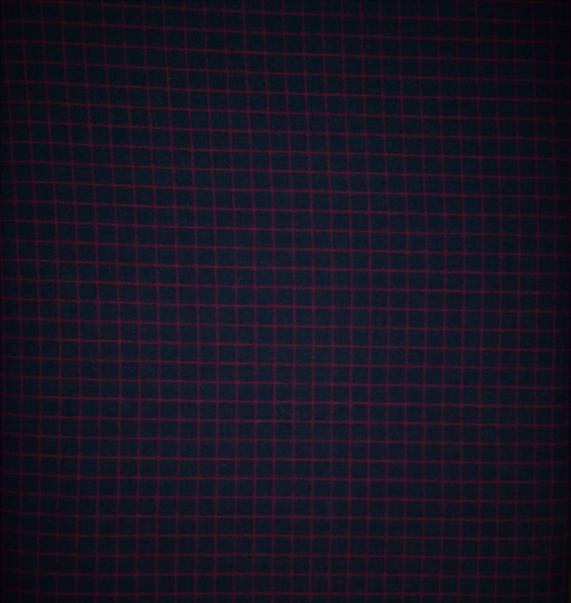 Prairie Wovens, Navy Red Plaid 7762-0169 - Fabrics N Quilts