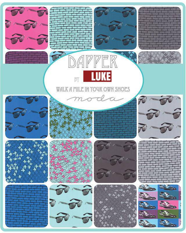 Dapper, Luke - Fabrics N Quilts