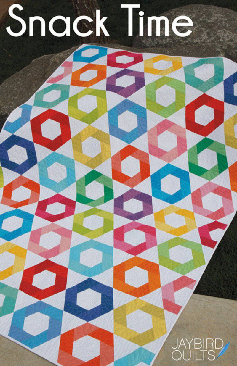Snack Time Quilt Pattern, Jaybird Quilts - Fabrics N Quilts