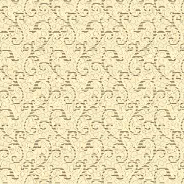 Windsor Scroll Ecru Olive Green, 24542-EG - Fabrics N Quilts