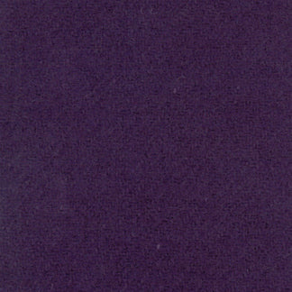 Wool Fat Quarter Moda Purple Solid 54810-47 - Fabrics N Quilts