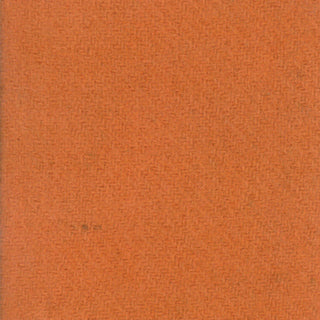 Wool Chubby 9x10 Moda Ochre Orange Solid 54810-44 - Fabrics N Quilts