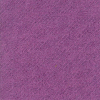 Wool Fat Quarter Moda Violet Purple Solid 54810-46 - Fabrics N Quilts